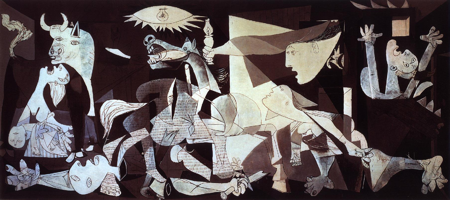 Pablo Picasso Biografia